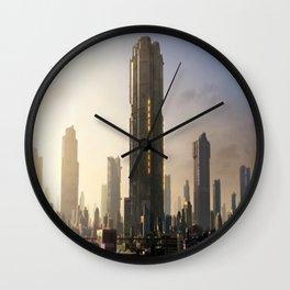 Dredd Megacity ONE Wall Clock