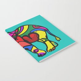 psychedelephant Notebook