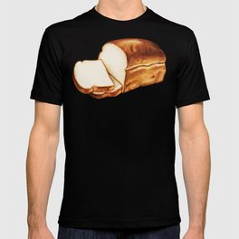 Bread Pattern T-shirt