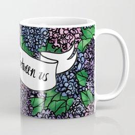 Spaces Between Us Coffee Mug