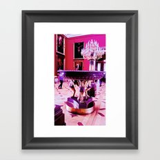 The power of art and culture. Framed Art Print