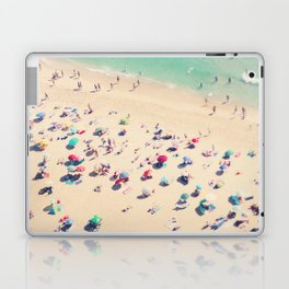 beach summer in love Laptop & iPad Skin