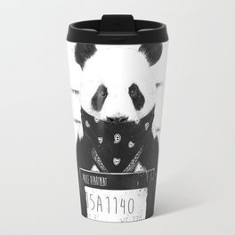 Bad panda Travel Mug