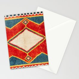 Qashqa'i Gabbeh Fars Southwest Persian Rug Print Stationery Cards