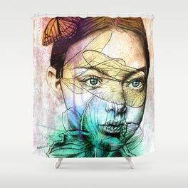 Fae Shower Curtain