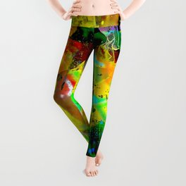 Black hole Leggings