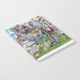 Studio Ghibli Notebook