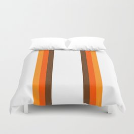 Harvest Rainbow - Straight Duvet Cover
