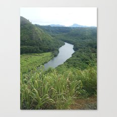Hawaii 3 Canvas Print