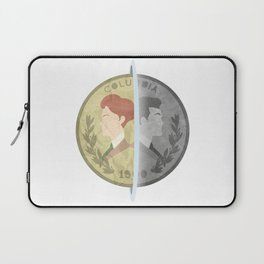 Heads or Tails ? Laptop Sleeve
