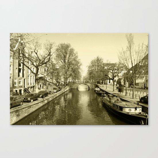 Amsterdam IX Canvas Print