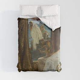 Lawrence Alma-Tadema - Antony and Cleopatra Comforters