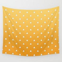 Zenitsu Pattern Wall Tapestry