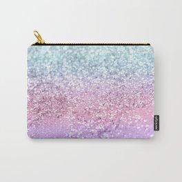 Unicorn Girls Glitter #4 #shiny #pastel #decor #art #society6 Carry-All Pouch