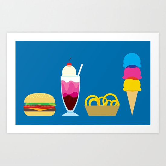 There's nothing finer... Art Print