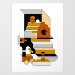 Abstraction II Art Print