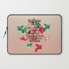toni morrison  Laptop Sleeve