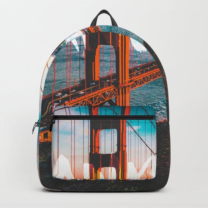 WANDERLUST San Francisco Backpack