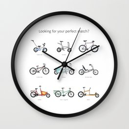Looking for your perfect match? Wall Clock