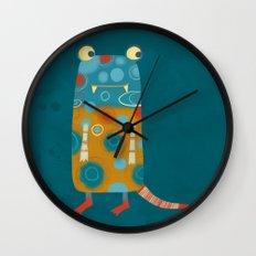 Monster Esme Wall Clock