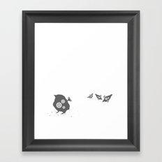 In which wind-up birds happen Framed Art Print