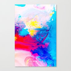 Chroma Canvas Print