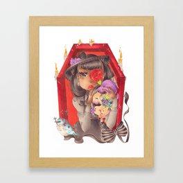 Rest in Piece Framed Art Print