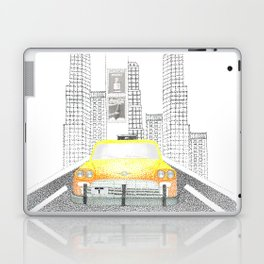 Dot to Dot Laptop & iPad Skin