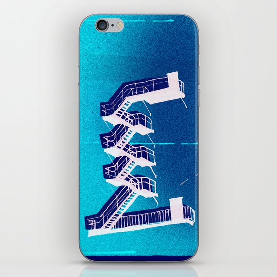Stairs Up iPhone & iPod Skin