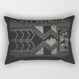 Anywhere Rectangular Pillow