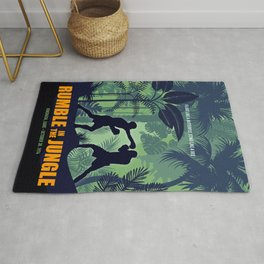 Rumble in the Jungle Rug