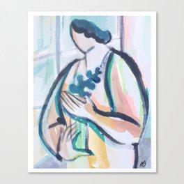 Propagate Canvas Print