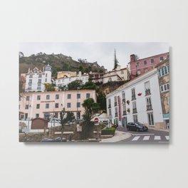 Uphill - Sintra, Portugal Metal Print