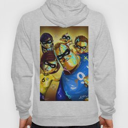 5 Top Favorite Soccer Teams to win World Cup Russia as The Incredibles 2 Hoody