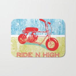 Ride N' High Bath Mat