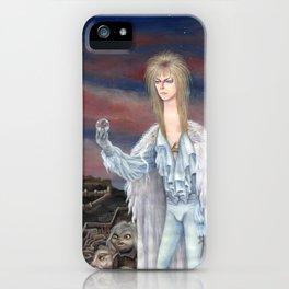 The Goblin King iPhone Case