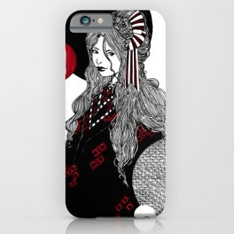False Innocence iPhone Case