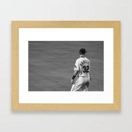 Josh Hamilton Framed Art Print
