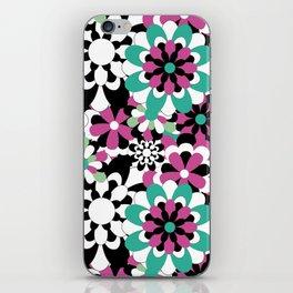 Tutti Fiori (pink) iPhone Skin