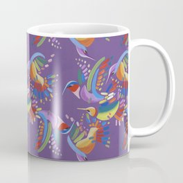 Hummingbird Wings Coffee Mug