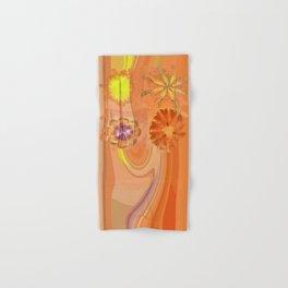Internarial Concord Flowers  ID:16165-011657-19151 Hand & Bath Towel
