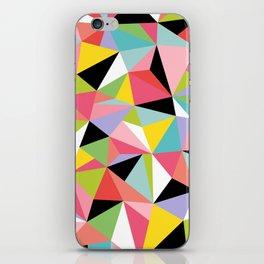 Geometric Jane iPhone Skin