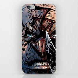 WRATH OF GOD - Seven iPhone Skin