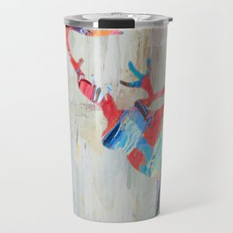 Rhizome Deer Travel Mug