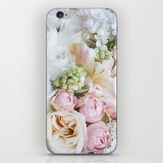 Flower Bouquet iPhone & iPod Skin
