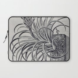 Botanical Air Plant Laptop Sleeve