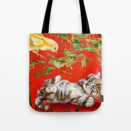 Born to be wild! Tote Bag