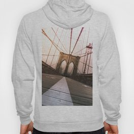 Brooklyn Bridge, New York City Hoody