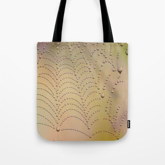 Networked Tote Bag