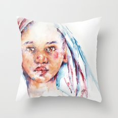 Live for the Dream Throw Pillow